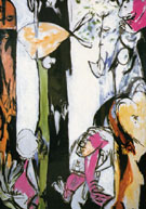 Easter and the Totem 1953 - Jackson Pollock