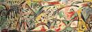 The Water Bull 1946 - Jackson Pollock