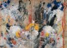 Untitled 1944 3016 - Jackson Pollock