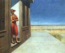 South Carolina Morning 1955 - Edward Hopper