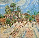 The Waggon Tracks 1918 - Joan Miro