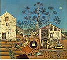 The Farm - Joan Miro