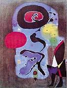Red Sun - Joan Miro