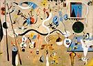 Harlequins Carnival 1924 - Joan Miro