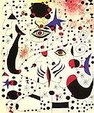 Constellations - Joan Miro