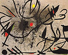 Birds at Daybreak 1970 - Joan Miro