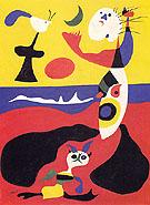 Summer 1938 - Joan Miro