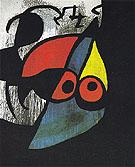 Woman Bird 1974 - Joan Miro
