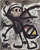 Woman 13 2 1976 - Joan Miro
