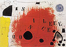 Silence 17 5 1968 - Joan Miro
