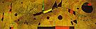 Mural Panting 1961 - Joan Miro