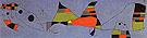 For Emili Fernandez Miro 22 3 1963 - Joan Miro