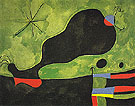 Message from a Friend 1964 - Joan Miro