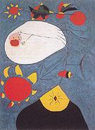 Portrait IV 1938 - Joan Miro