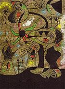 The Escape Ladder 1939 - Joan Miro