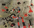 The Escape Ladder 31 1 1940 - Joan Miro