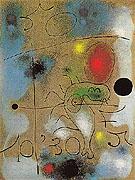 The Circus 1937 - Joan Miro