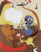 Dutch Interior II 1928 - Joan Miro