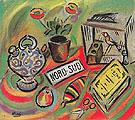 North South 1917 - Joan Miro