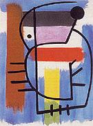 Seated Woman 1931 - Joan Miro