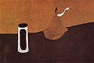 Landscape with Snake 1927 - Joan Miro