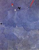 Head of a Catalan Peasant 1925 - Joan Miro