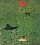 The Gentleman 1924 - Joan Miro