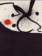 Bird Insect Constellation 1974 - Joan Miro