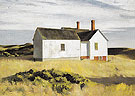 Ryders House 1933 - Edward Hopper
