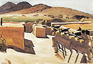 Adobe Houses 1925 - Edward Hopper