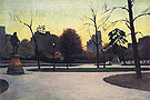 Shakespeare at Dusk 1935 - Edward Hopper