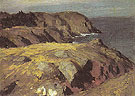 Blackhead Monhegan c1916 - Edward Hopper