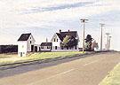 Route 6 Eastham 1941 - Edward Hopper