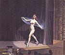 Girlie Show 1941 - Edward Hopper