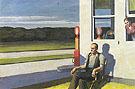 Four Lane Road 1956 - Edward Hopper