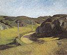 Road in Maine 1914 - Edward Hopper
