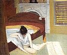 Summer Interior 1909 - Edward Hopper