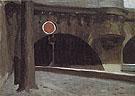 Bridge in Paris 1906 - Edward Hopper