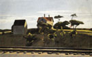 New York New Haven and Hartford 1931 - Edward Hopper