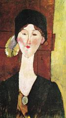Beatrice Hastings 1915 - Amedeo Modigliani
