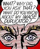 Image Duplicator - Roy Lichtenstein