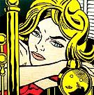 Girl - Roy Lichtenstein