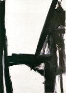 Slate Cross - Franz Kline