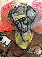 Nijinsky 1947 - Franz Kline