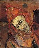Red Clown 1947 - Franz Kline