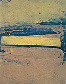 Untitled 1950 - Franz Kline