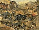 Palmerton PA 1941 - Franz Kline