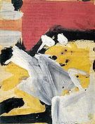 Untitled 1956 - Franz Kline