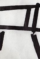 White Forms 1955 - Franz Kline