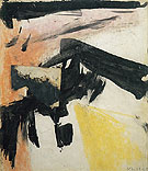 Abstraction 1955 - Franz Kline